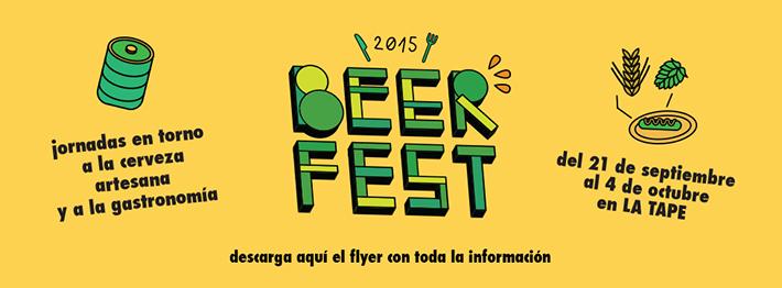 La tape Beerfest