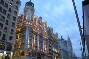 Laura.rr - Gran Vía, Madrid (vía Flickr)