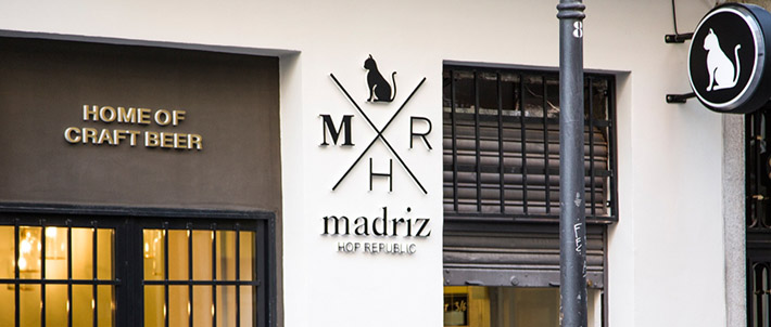 Madriz Hop Republic