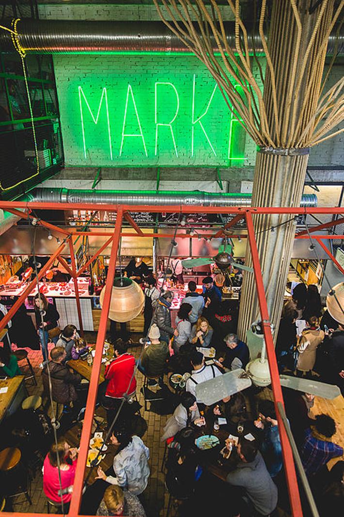 Mercado San Ildefonso (vía mercadodesanildefonso.com)
