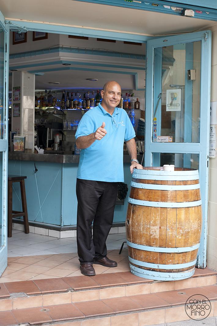 Rafael Havana Blues Madrid