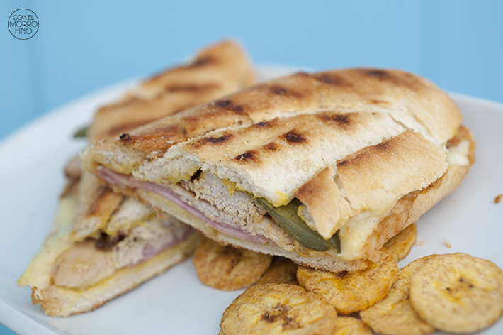 Sandwich Cubano Havana Blues Madrid