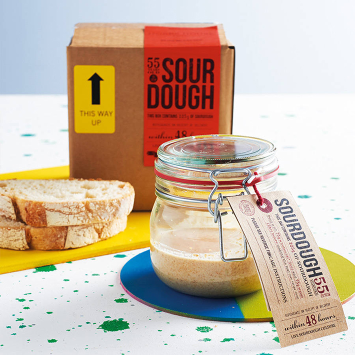 Sourdough starter kit