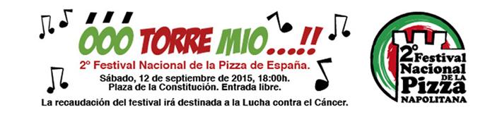 festival nacional pizza napolitana Torrelodones