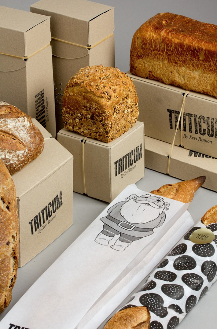 triticum packaging
