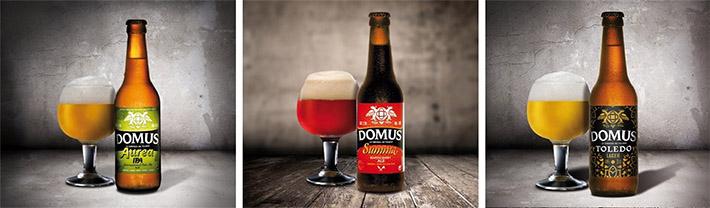 Cervezas Domus Toledo Aurea Summa