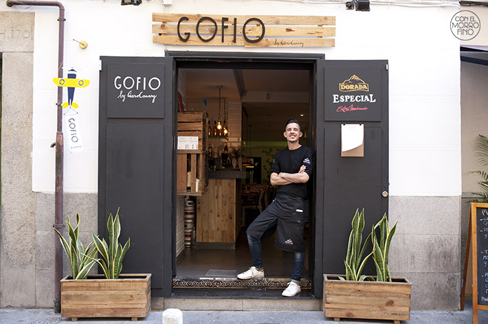 Gofio Cicero Canary Fachada