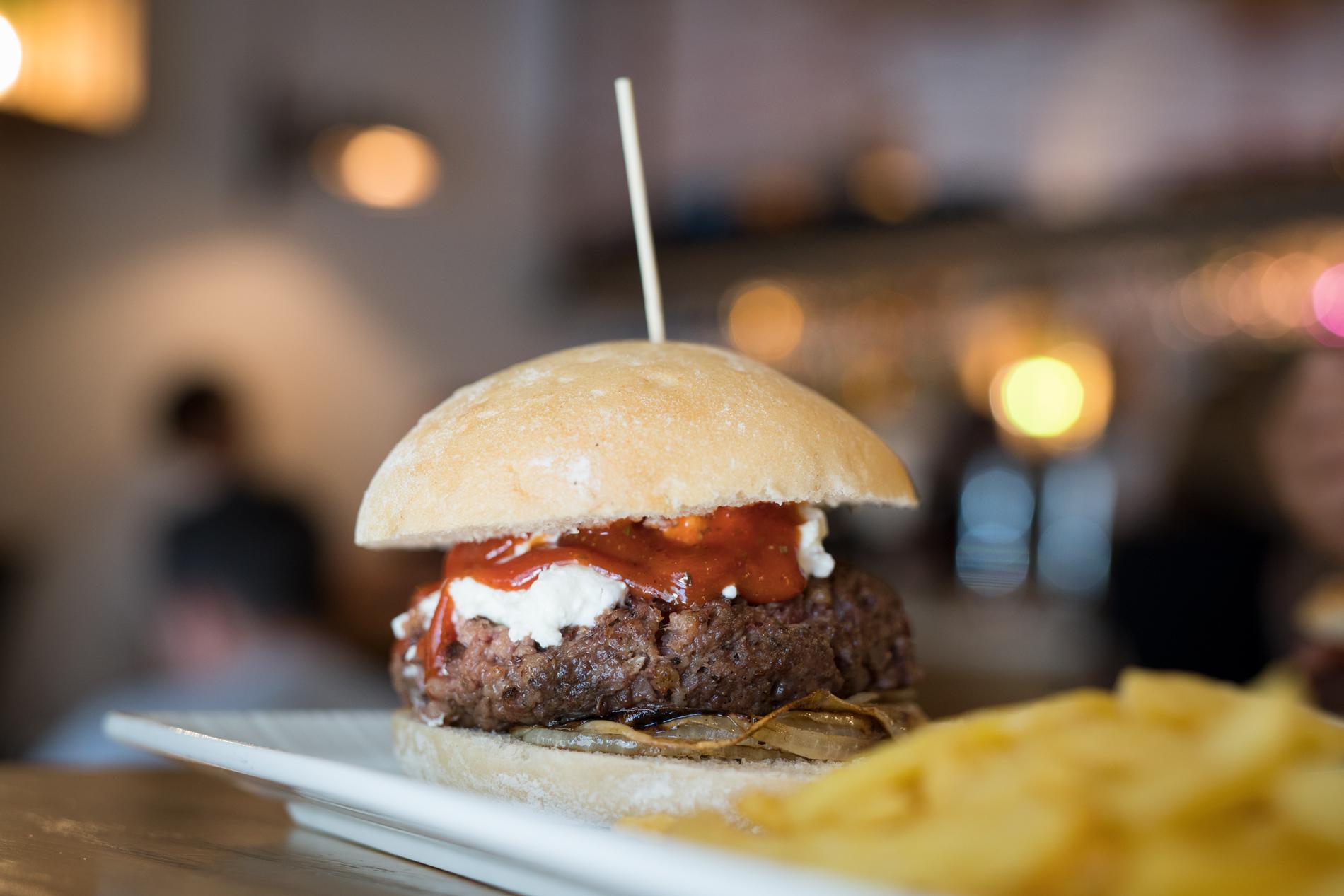Las 13 mejores hamburguesas de Madrid