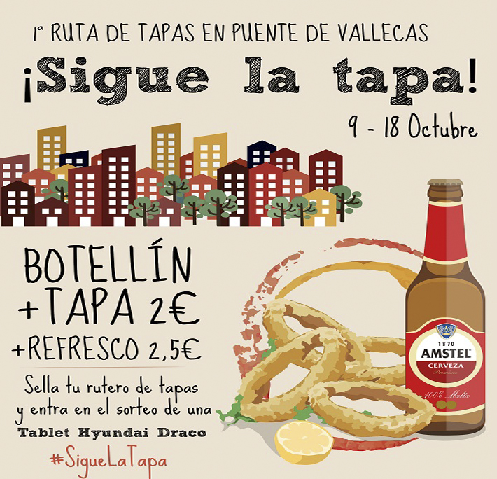 Ruta de Tapas Vallecas
