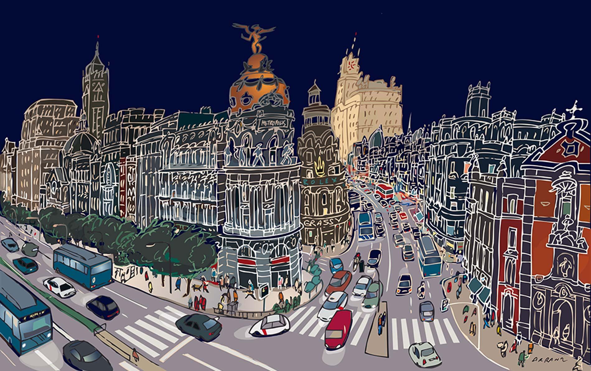 Planes gastronómicos en Madrid (del 30 Octubre al 5 Noviembre)