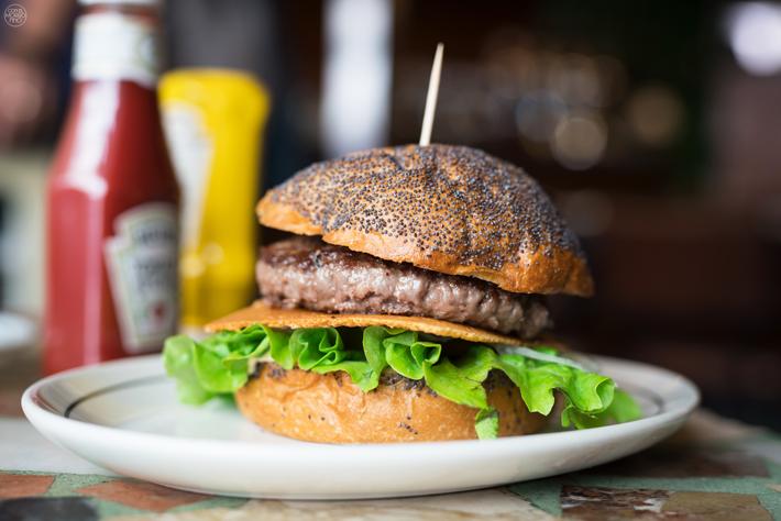 las mejores hamburguesas de madrid cafeteria hd cheeseburger