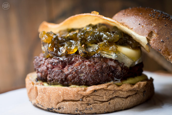 las mejores hamburguesas de madrid la poblana la bistroteca