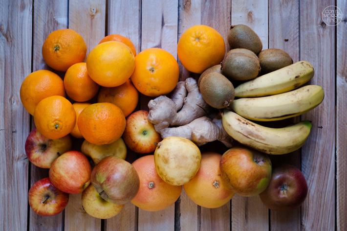 Alimentos Auténticos Cesta Detox