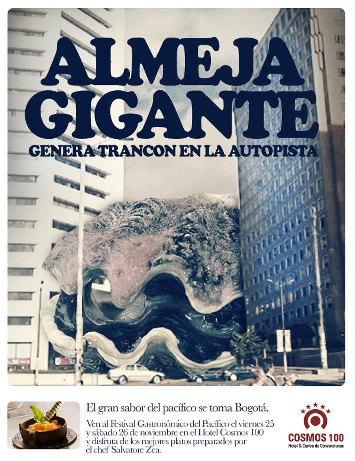 Almeja-Gigante