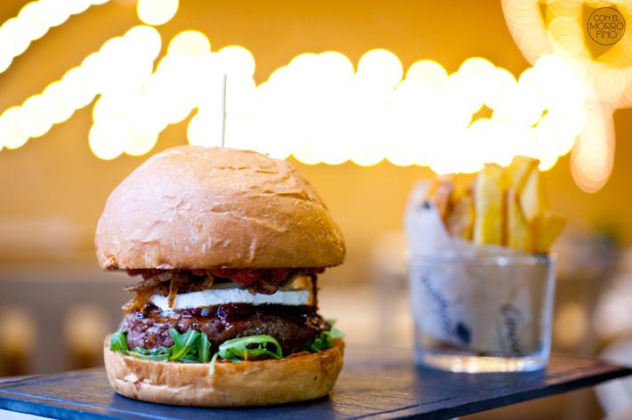 Anauco Hamburguesas Gourmet Burger Anauco