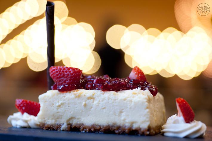 Anauco Hamburguesas Gourmet Postre Cheesecake
