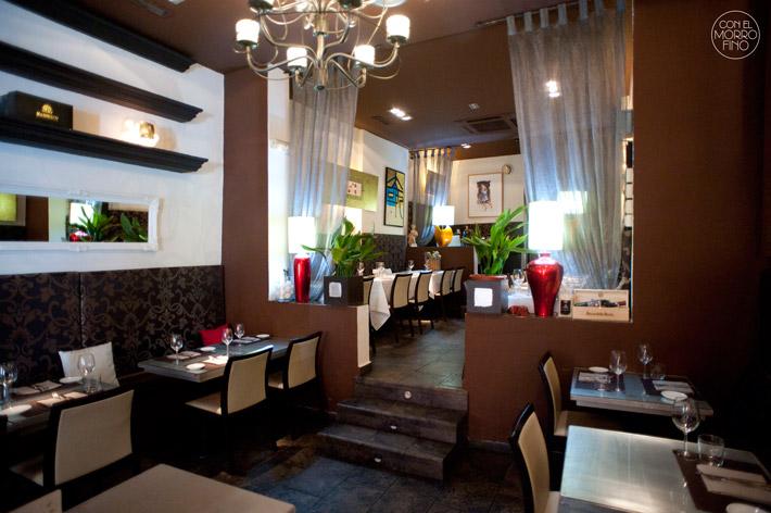 Gioia Restaurante Chueca Sala