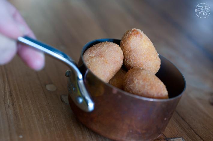 Restaurante Teckel Croquetas