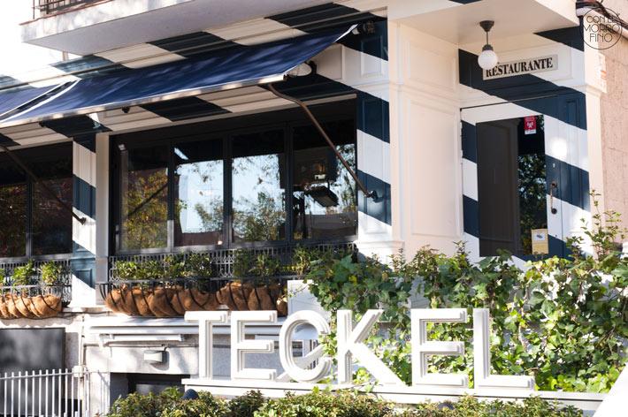 Restaurante Teckel Fachada