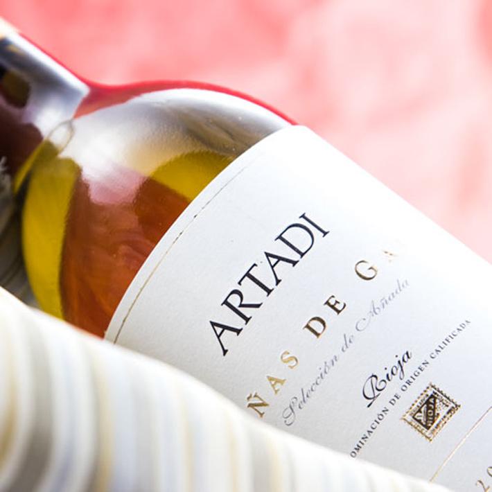 Artadi Viñas De Gain Blanco (gourmethunters.es)