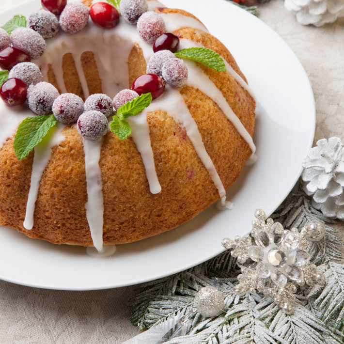 Cocinea Tarta de Navidad Taller