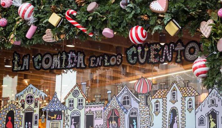 Mercado San Anton La Comida en los Cuentos