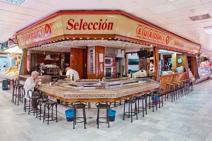Euromin Mercado Chamartín