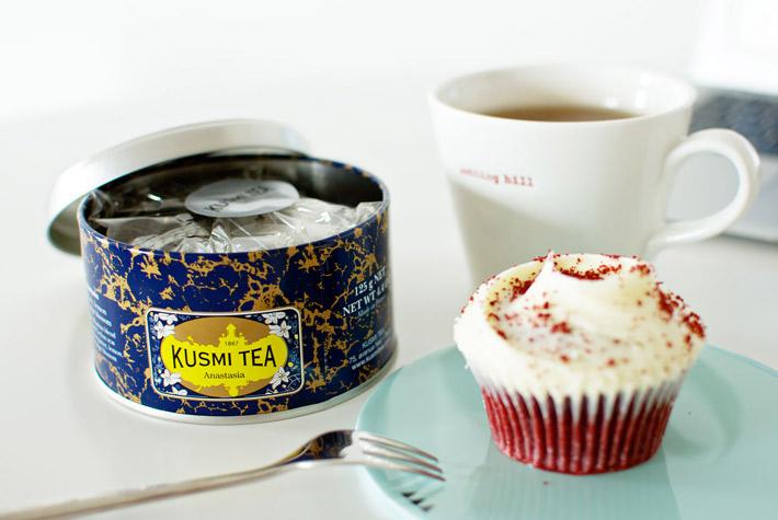 Kusmi Tea (via urbanpixxels.com)