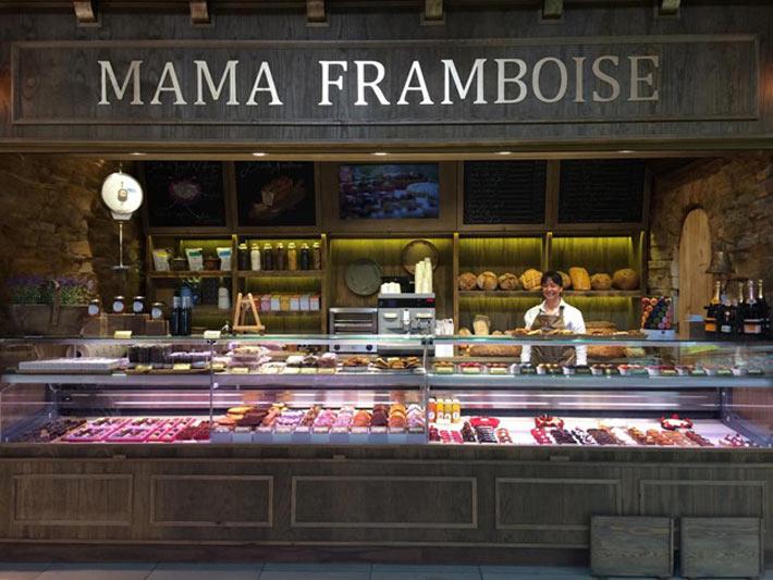 Mama Framboise Mercado de La Paz