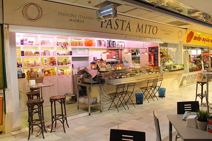 Pasta Mito (via restauracionnews.com)