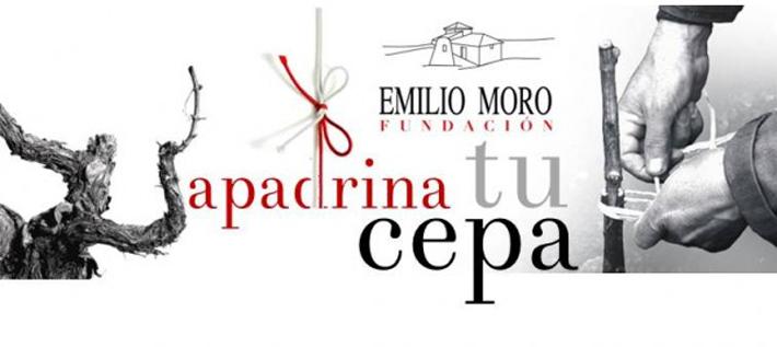 Apadrina tu cepa Emilio Moro