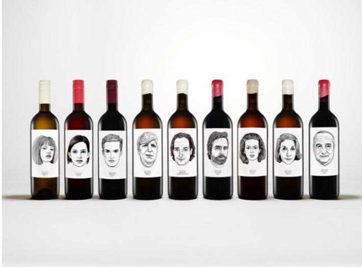 Etiqueta Vino Oggau 1