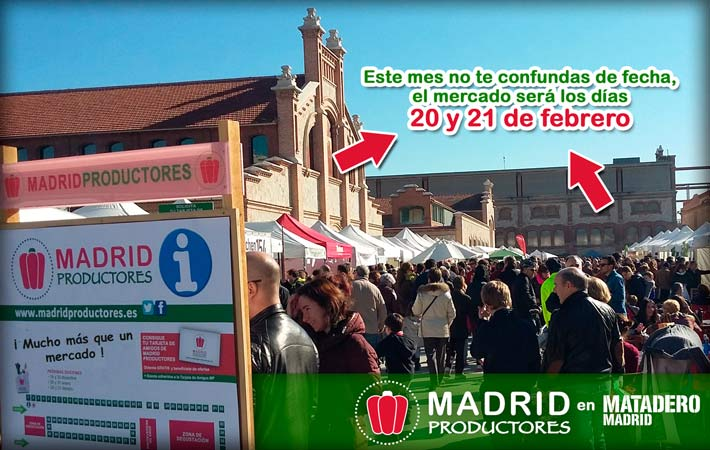 Mercado de Productores Madrid