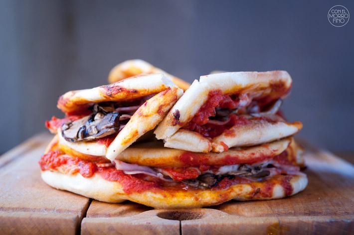 Pizzeta Aio Madrid