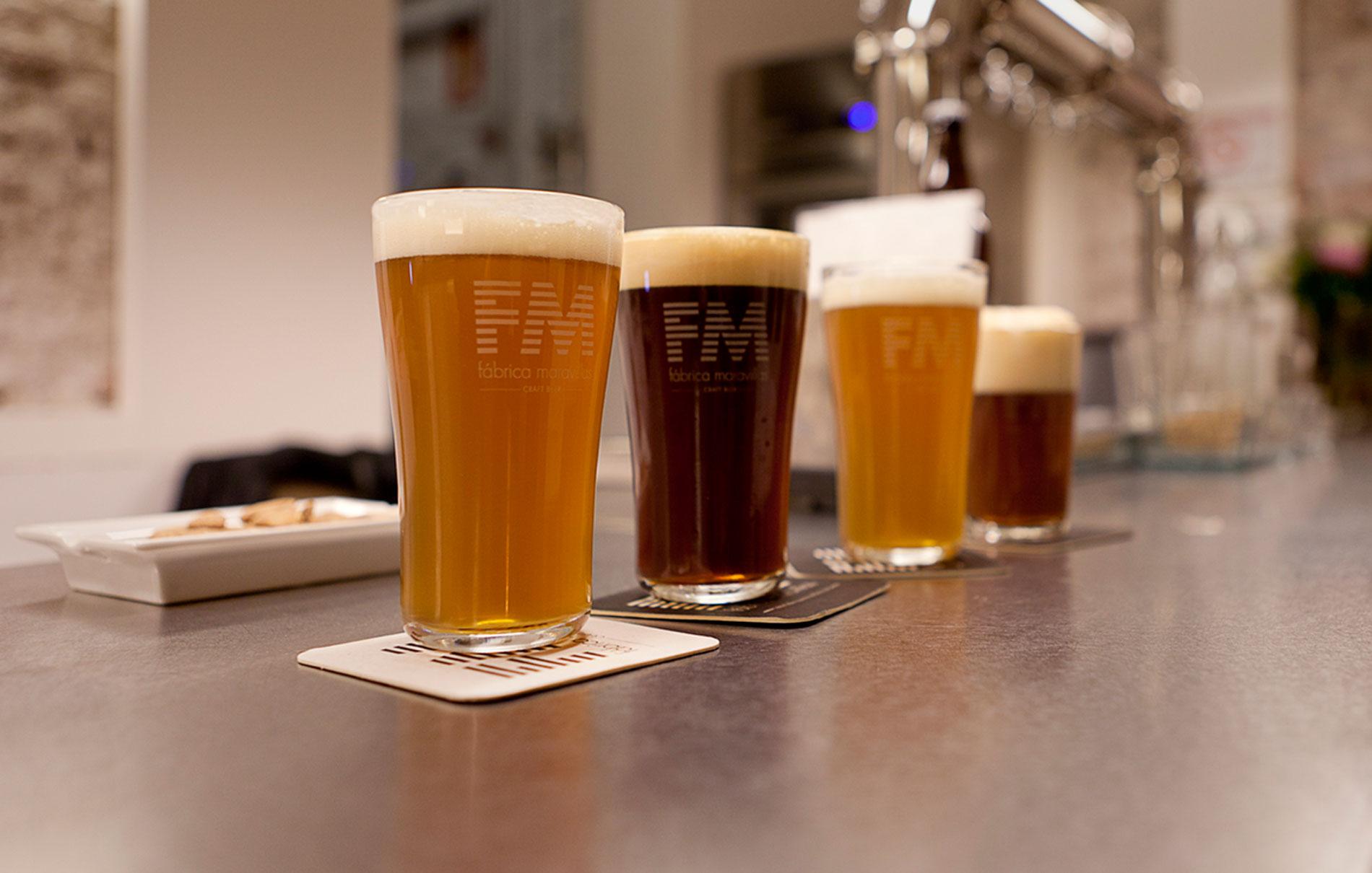 Cerveza Artesana en Madrid, 7 templos para beberla y además comer bien