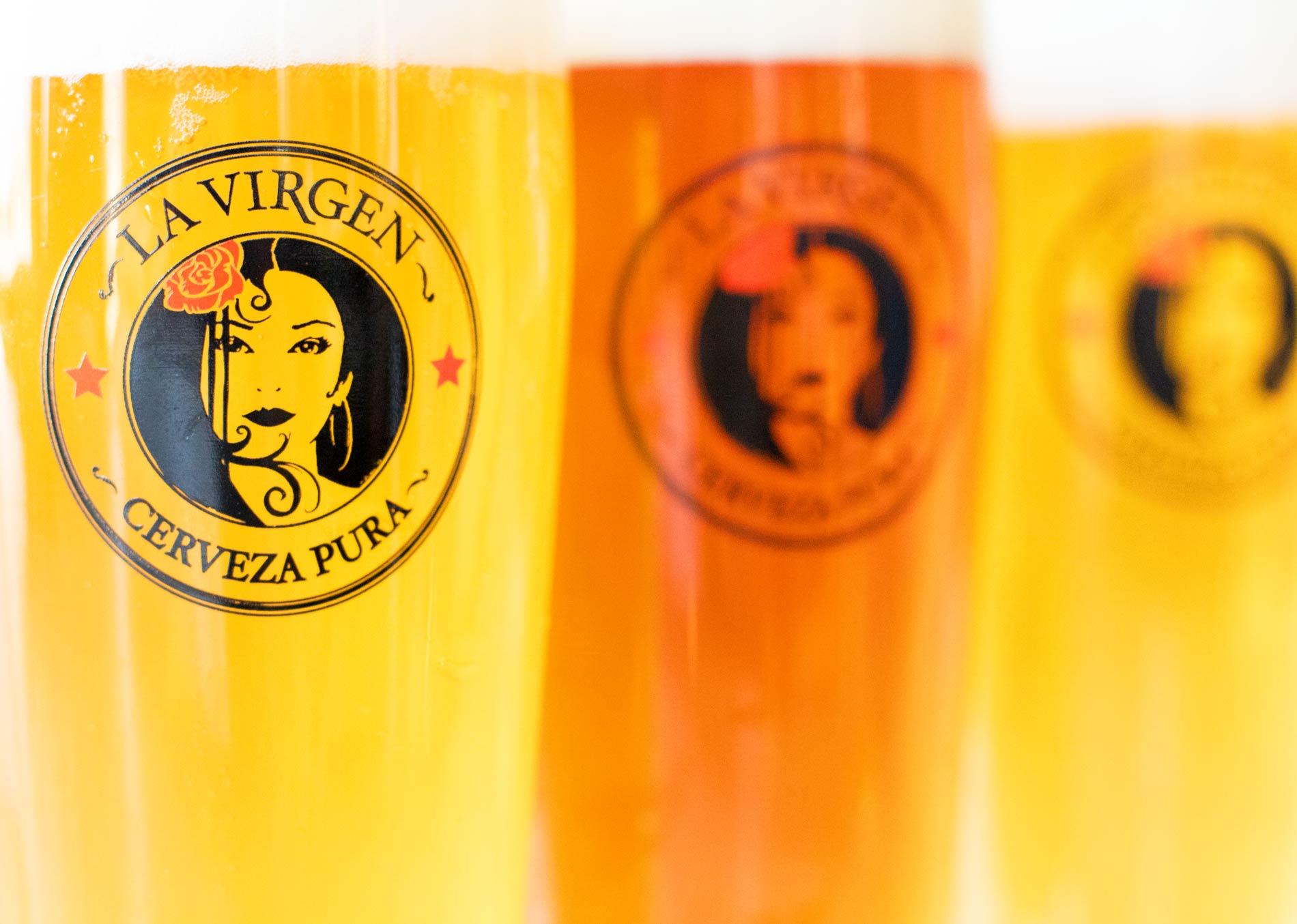 Cerveza La Virgen, visitamos su nueva fábrica en Las Rozas