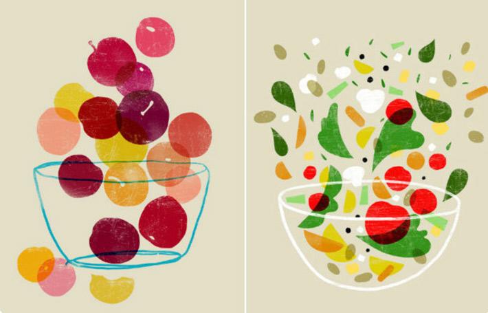 ilustradores gastronomicos ana zaya 1