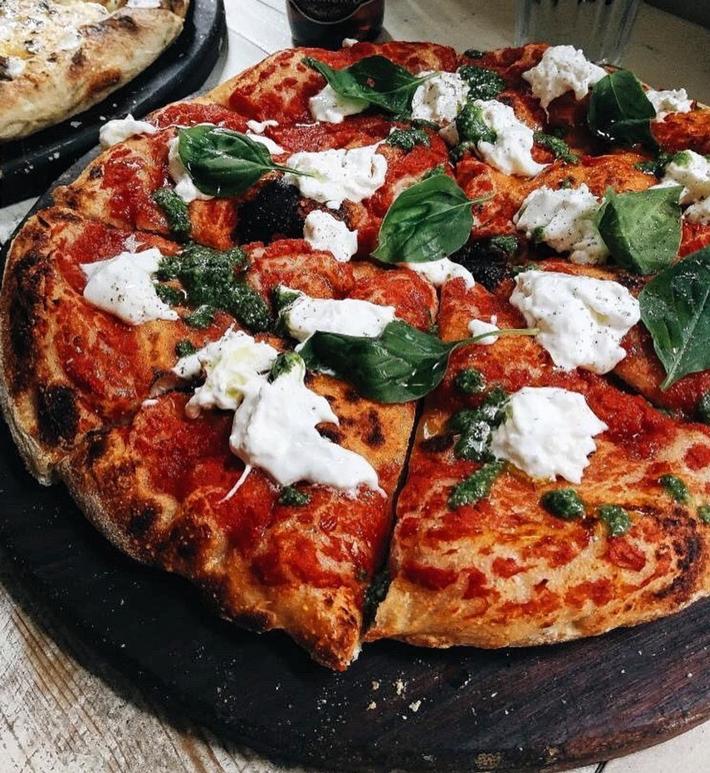 las mejores pizzas de madrid Pizza Posta