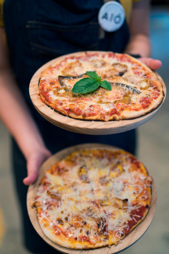 las mejores pizzas de madrid aio