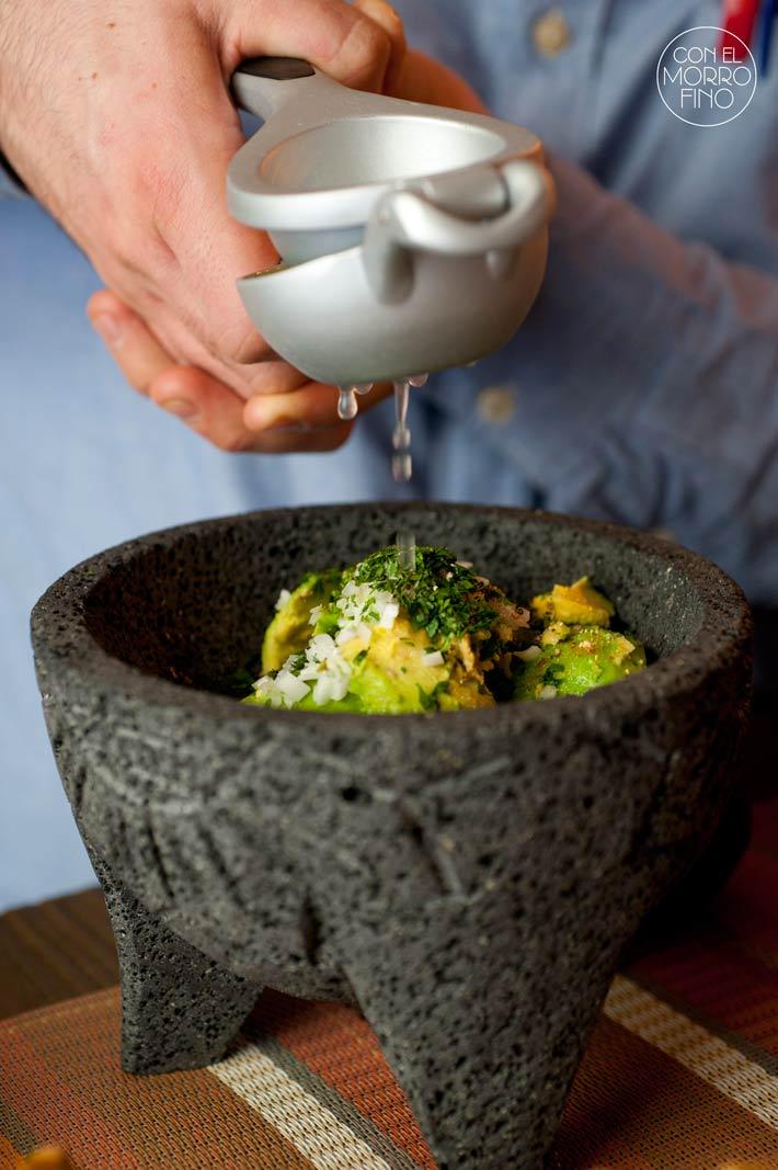 La Bistroteca Guacamole