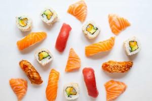 Portada Sushi Deliveroo