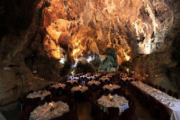 Restaurante Cueva de los Majuelos