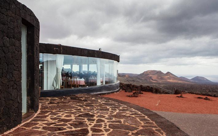 Restaurante El Diablo Lanzarote 1