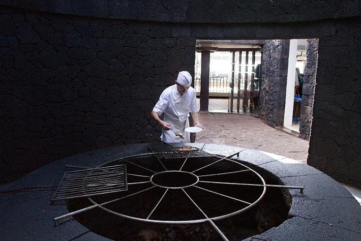 Restaurante El Diablo Lanzarote 2