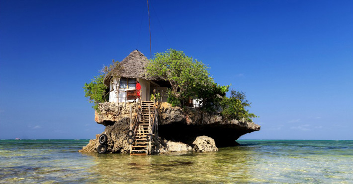 Restaurante-The-Rock-Zanzibar