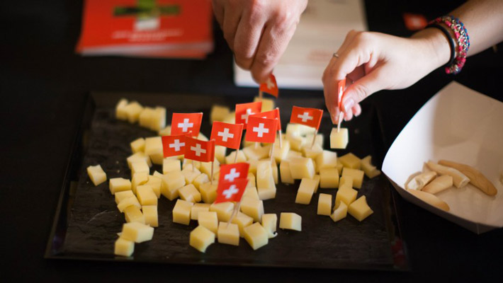 Swiss Master Cheese