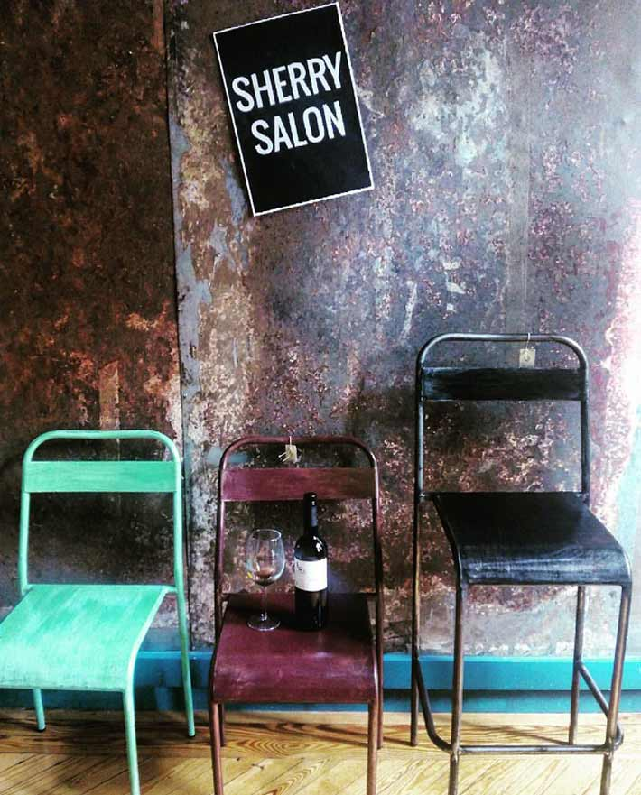 sherry salon