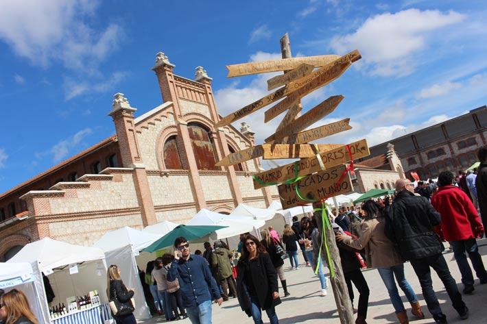 Mercado Productores Madrid