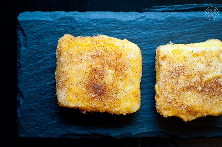 Taberna Pedraza Leche frita