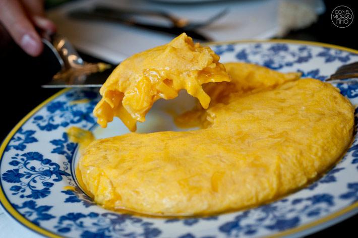Taberna Pedraza Tortilla